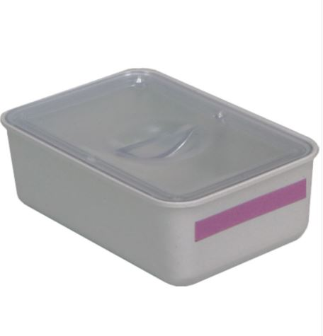 Tub Cup and Cover Double