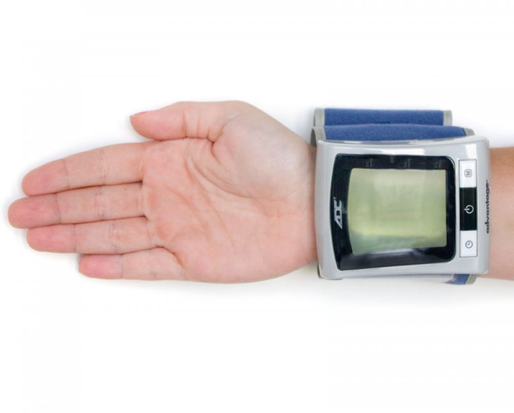 Advantage Wrist Digital BP Monitor