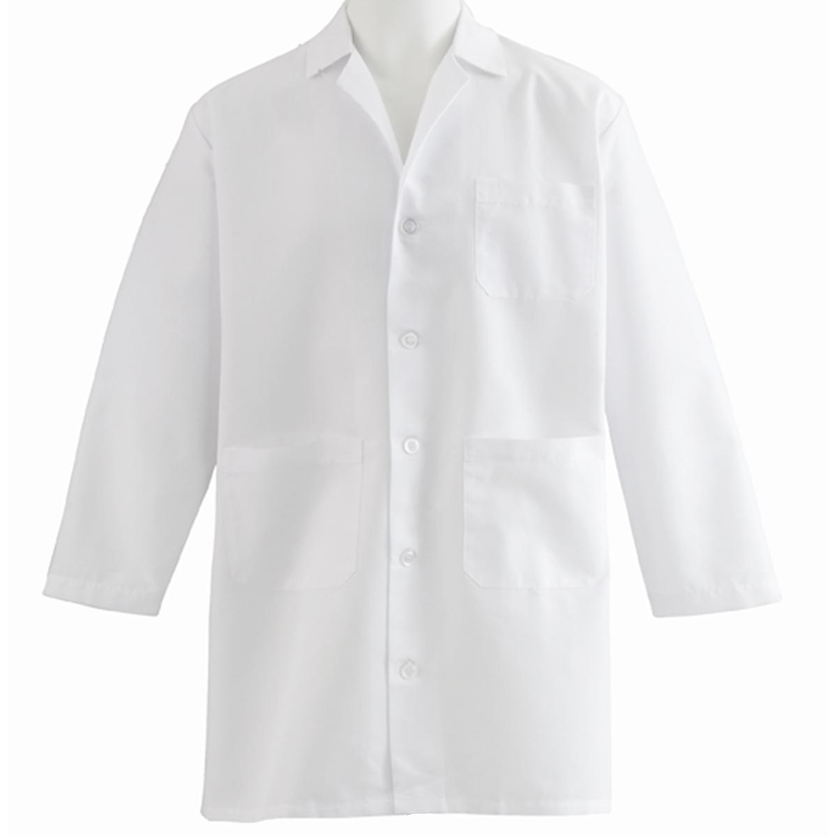 Lab Coat-MDL-MDT12WHTST54E