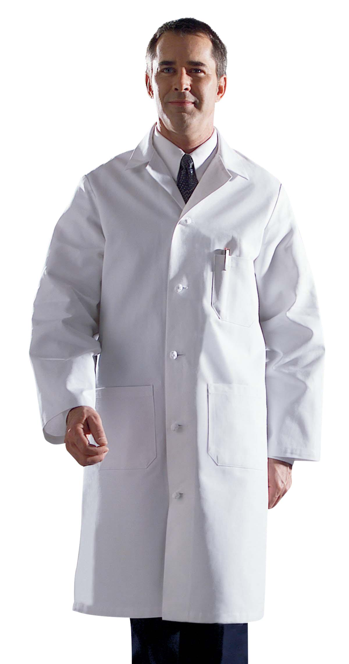 Lab Coat, MDL-MDT17WHT52