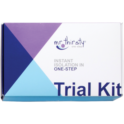 Mr. Thirsty Trial Kit