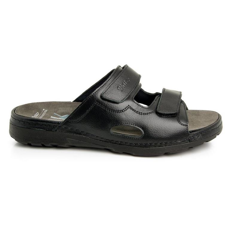 Slipper, BTZ-Attila-Black