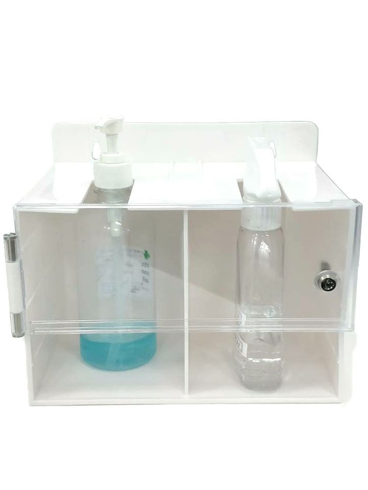 Sanitizer Cabinet