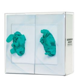 2 Glove Box Dispenser, BOW-GP014