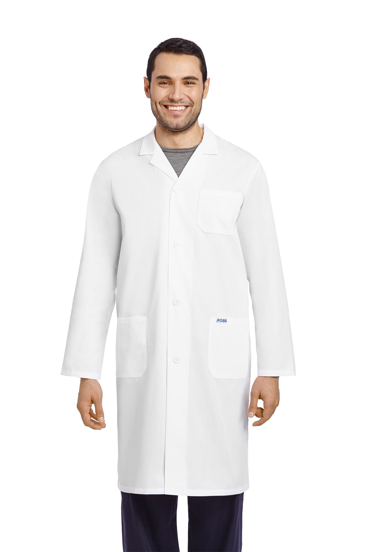 Lab Coat-Mob-L406