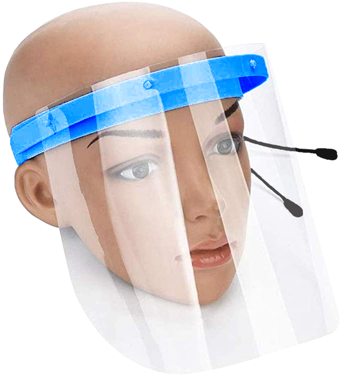 Face Shield Adjustable