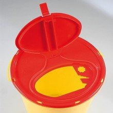 Needle Container, .5L