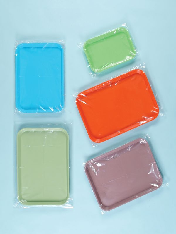 Tray Cover, Size A W/Lock