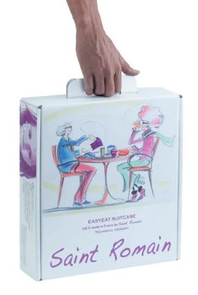 Easyeat Suitcase